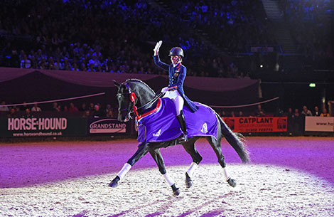 Horse Of The Year Show, Thursday 5 Oct