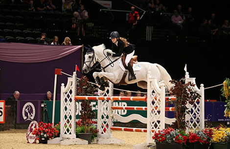 Horse Of The Year Show, Friday 6 Oct