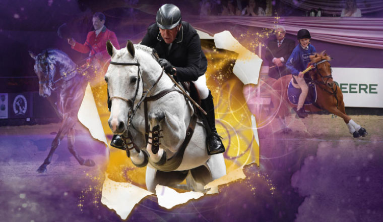 Horse Of The Year Show, Shopping Day - Thursday 5 Oct
