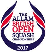 Allam British Open Squash Championships 2017