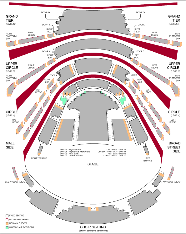 Symphony Hall Seating Plan Related Keywords Symphony